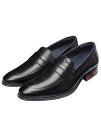 DONNY APRON LOAFER (BLACK)