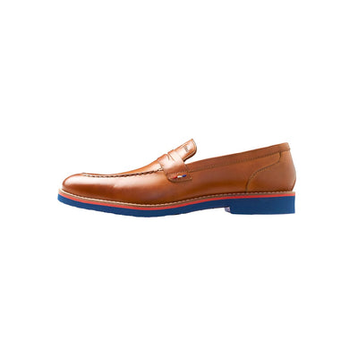 FLEETWOOD APRON LOAFER (TAN)