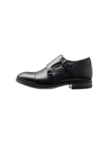 Parker Double Monk (Black)