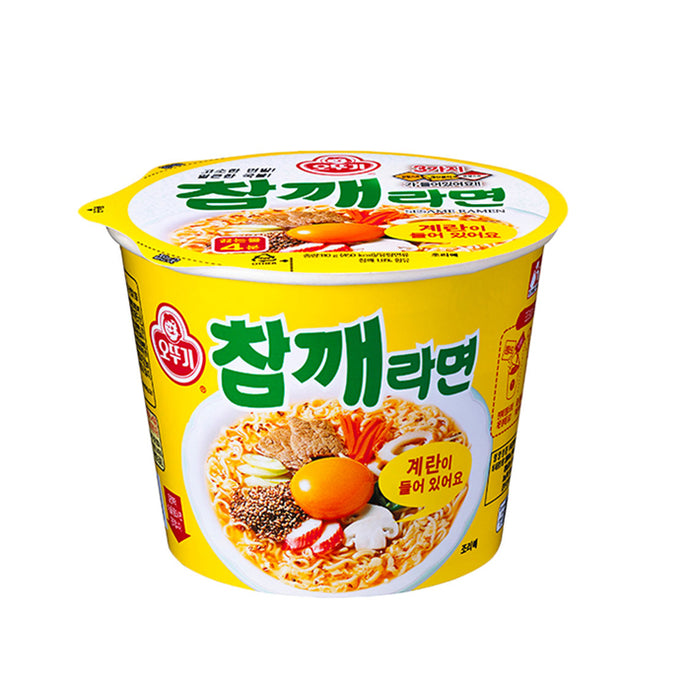 [Ottogi] Sesame Ramyeon (Big Cup)