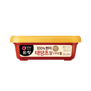 [Chungjungone] Red Pepper Paste (Gochujang)