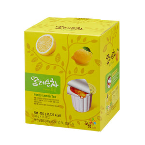 [Kkoh Shaem] Food Honey Lemon Capsule Tea