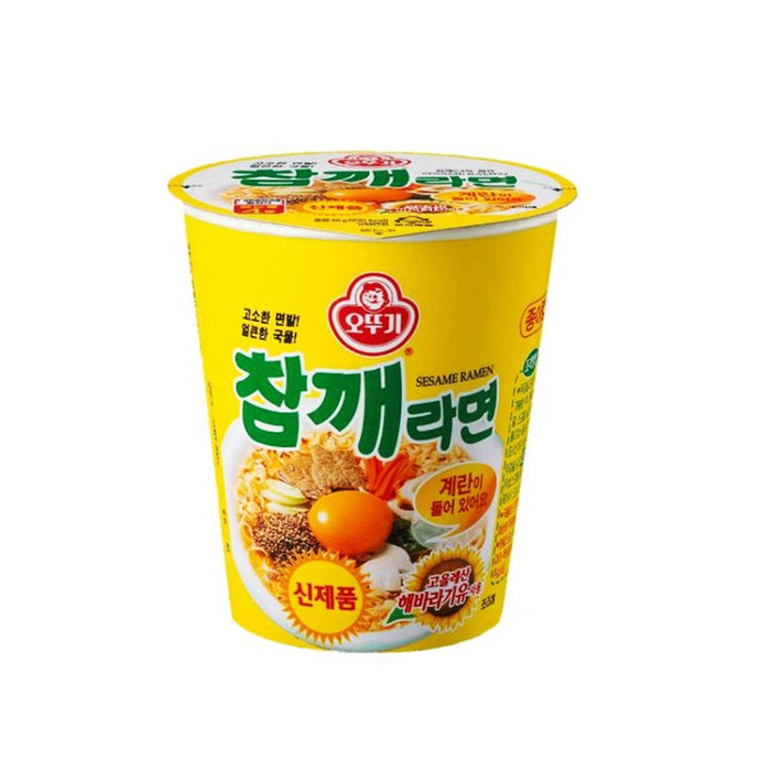 [Ottogi] Sesame Ramyeon (Small Cup)