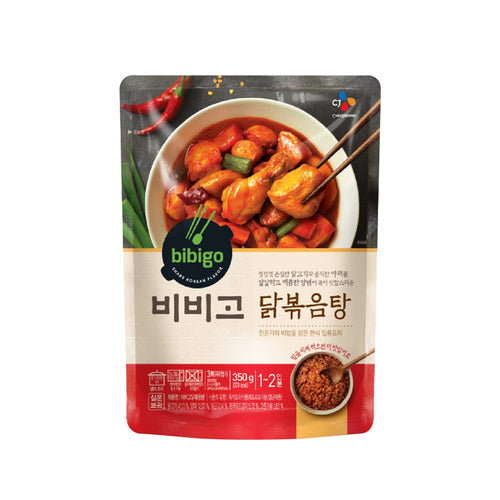 [CJ] Bibigo Braised Spicy Chicken (Dak-Bokkeum-Tang)