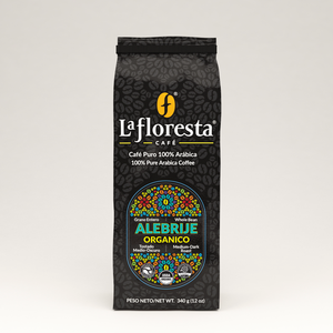 ALEBRIJE USDA Organic - Medium Roast - Chiapas Single Origin-