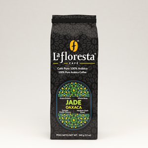 "Roasted Arabica coffee beans from Oaxaca, Mexico ""Pluma Hidalgo"" ideal  to prepare espresso, latte cappuccino or drip coffee, whole beans and medium grind available  Medium to medium-dark roasted Highly quality coffee beans. Whole Beans"
