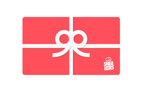 Digital Gift Card Sneakers
