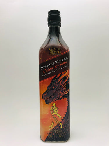 Johnnie Walker A Song of Fire 40,8% 0,7l