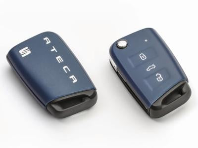 SEAT Ateca Connect Blue Key Cover
