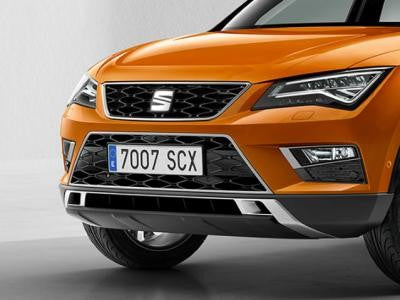 SEAT Ateca Front Grille Moulding