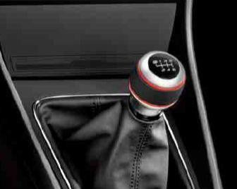 SEAT Leon Tornado Red Gear Knob- 5 Speed