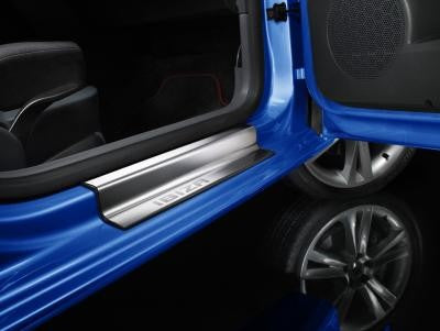 SEAT Ibiza 5 Door Stainless Steel Sill Guards