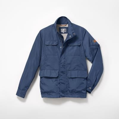SEAT Mens Blue Jacket