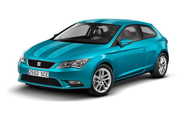 SEAT Leon Exterior Decorative Decal Stripes