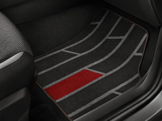SEAT Ibiza/Arona Carpet Mat Set- Speed