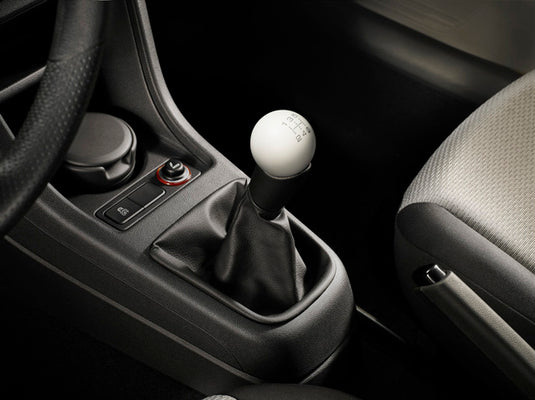 SEAT Mii Spherical Gear Knob- Candy White