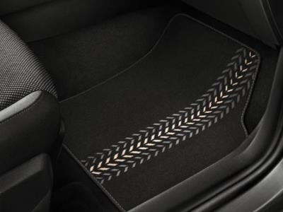 SEAT Ibiza/Arona Carpet Mat Set- Arrows