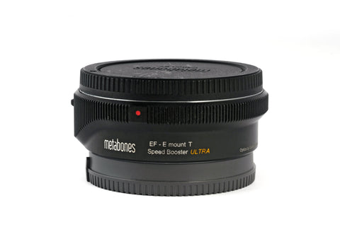 Metabones EF-E mount T ULTRA