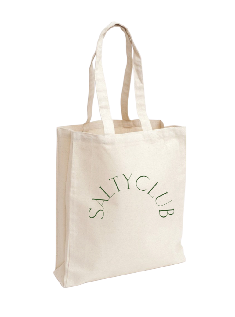 SALTY CLUB TOTE