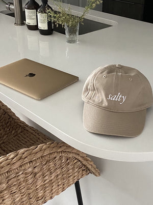 SALTY BASEBALL HAT