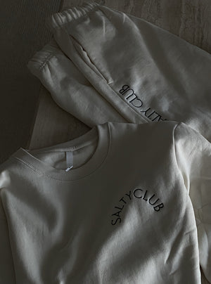 SALTY CLUB OVERSIZED SWEATSUIT