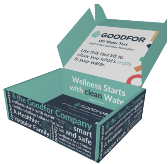 DIY Water Test Kit - The Goodfor Company