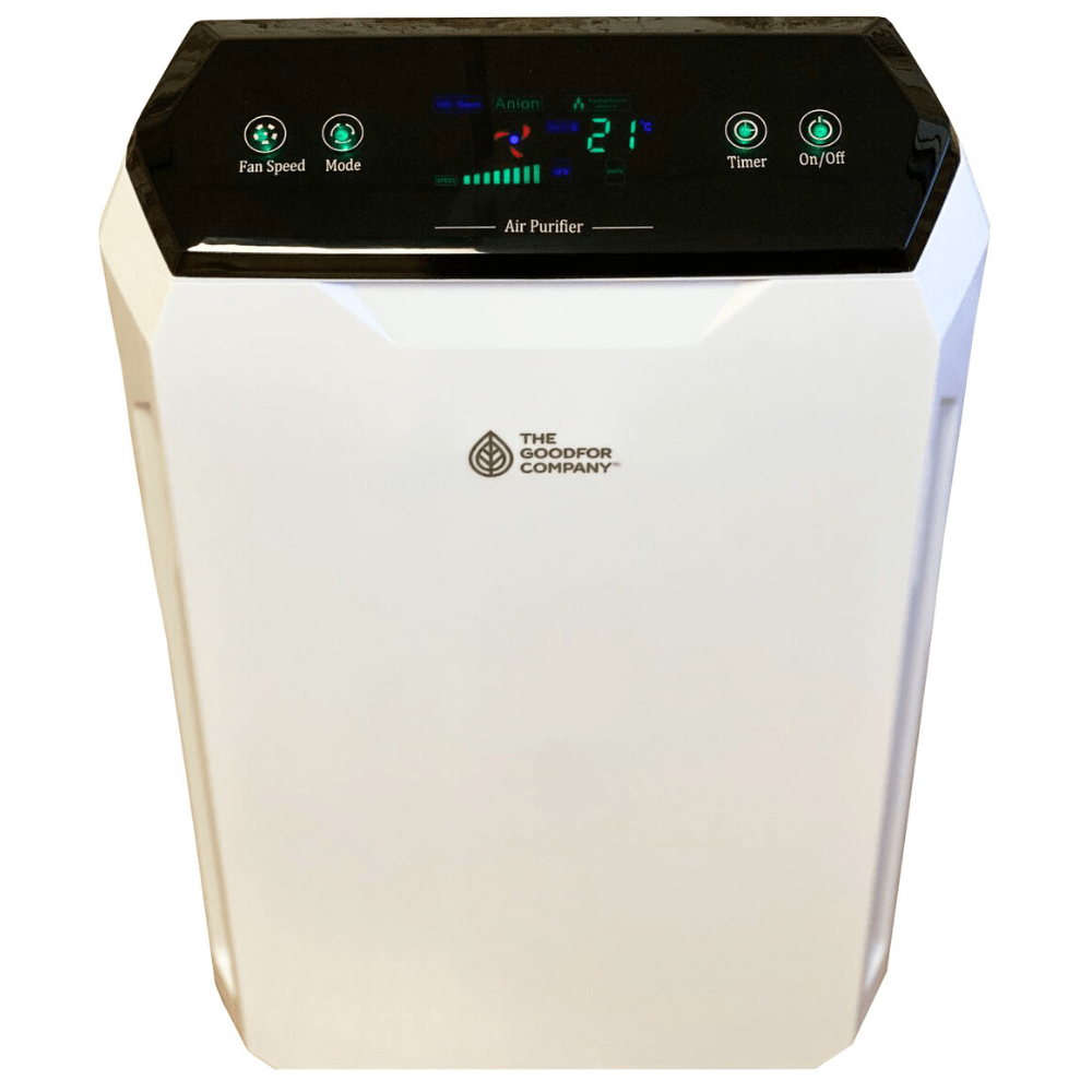 5-Stage Anti-Virus Air Filtration System - The Goodfor Company