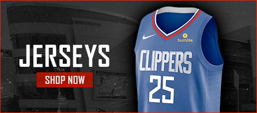 Clippers Jerseys