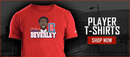 Clippers Player T-Shirts