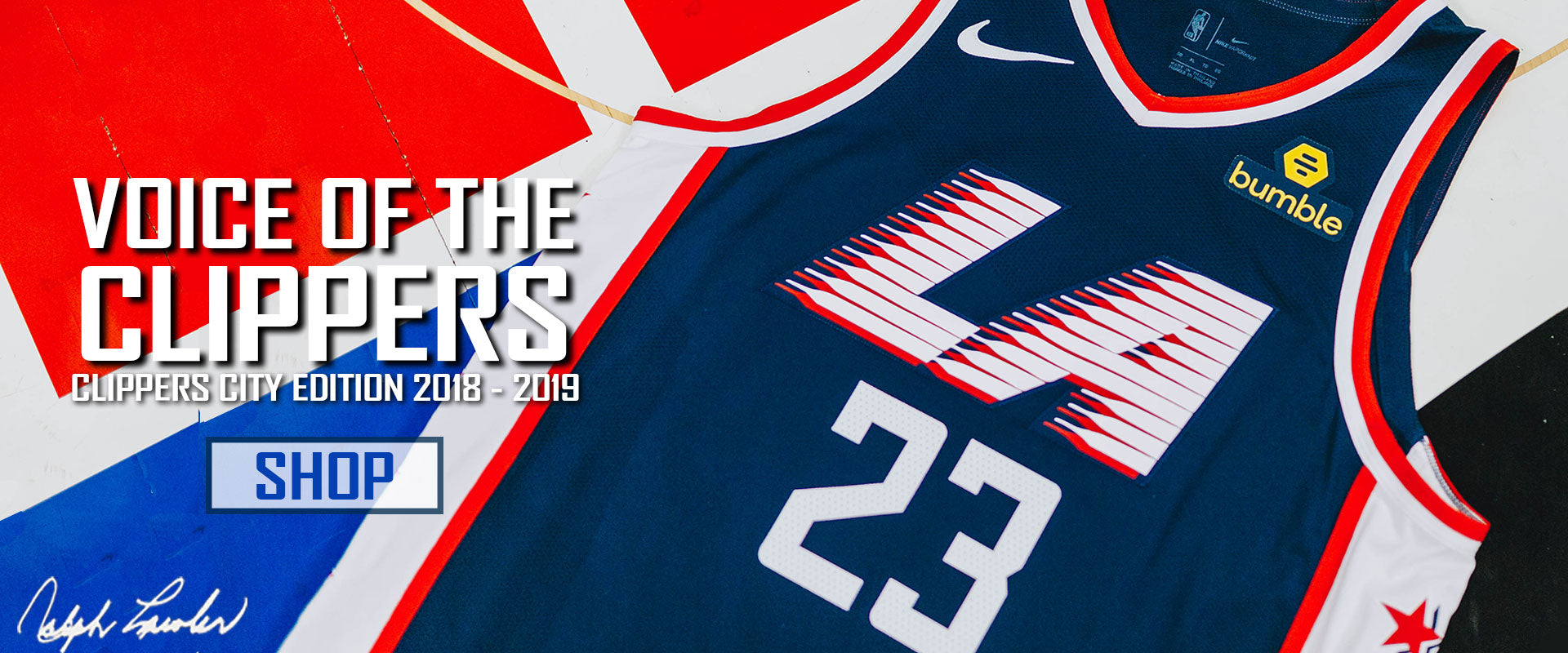2018-19 City Edition Collection – Clippers Store 360880a00