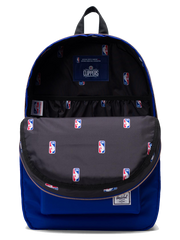 LA Clippers Champions Flight Satin Backpack - Royal