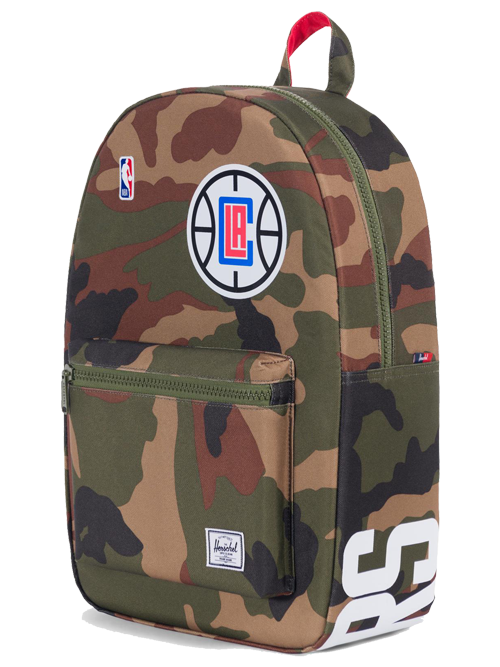 LA Clippers Superfan Settlement Backpack - Camo