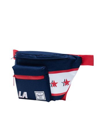 LA Clippers City Edition Fanny Pack