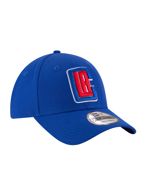 Los Angeles Clippers 9FORTY The League Adjustable Cap - Royal