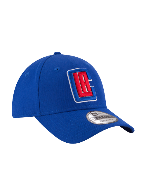 LA Clippers Youth The League Adjustable Cap - Royal