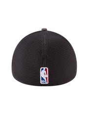 LA Clippers Youth 39THIRTY On Court Graphite Flex Fit Cap