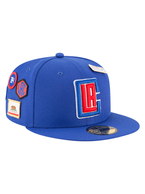 LA Clippers 2018 Draft 59FIFTY Fitted Cap