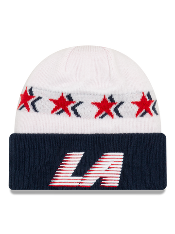 LA Clippers City Edition Cuff Knit Cap