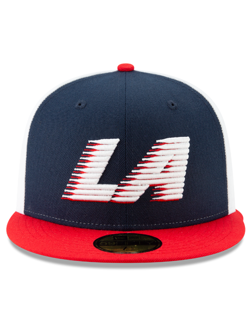 LA Clippers City Edition 59FIFTY Fitted Cap