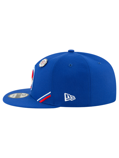 LA Clippers 9FIFTY Authentic Draft Series Snapback Cap