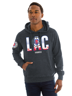 LA Clippers Playoffs Hoodie