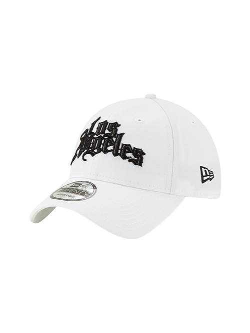 LA Clippers 9TWENTY City Edition Adjustable Cap - White