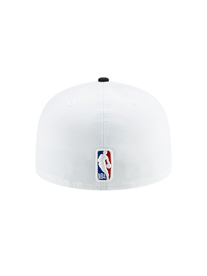 LA Clippers 59FIFTY City Edition Fitted Cap - White
