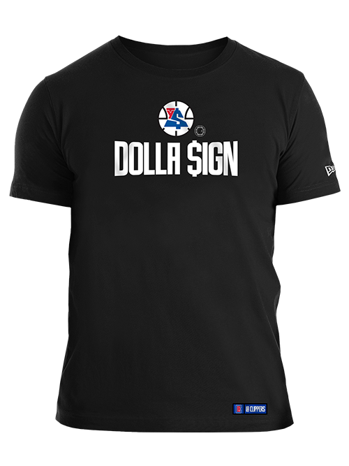 LA Clippers Ty Dolla Sign T-Shirt