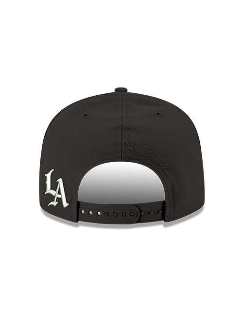 LA Clippers 9FIFTY Mister Cartoon LA Clippers Adjustable Snapback Cap - Black