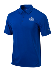 LA Clippers Blue Drive Polo