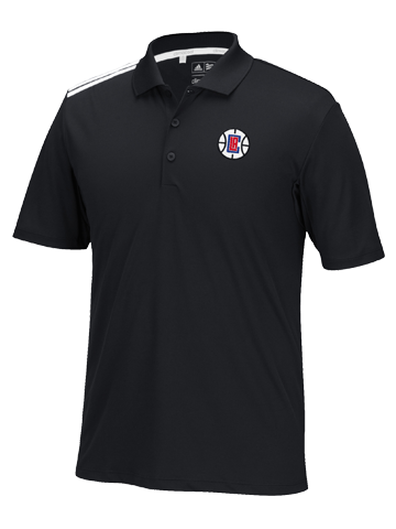LA Clippers Climacool 3 Stripe Polo