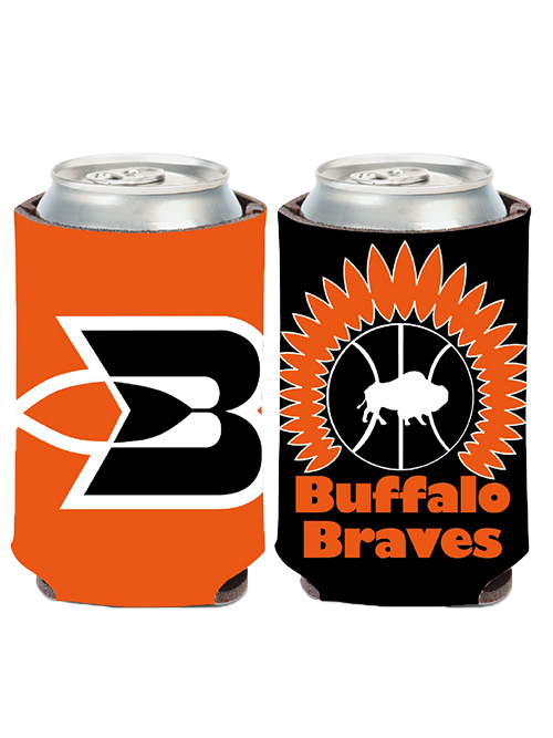 LA Clippers Classic Edition Buffalo Braves Can Cooler