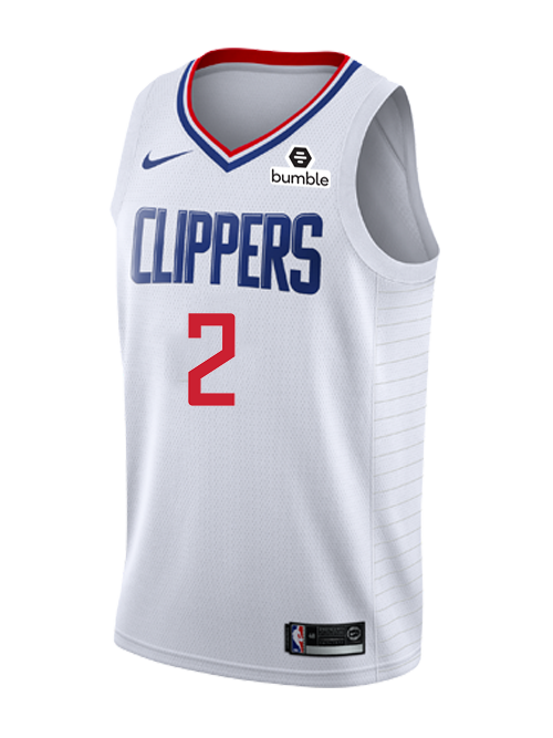 LA Clippers Shai Gilgeous-Alexander Association Swingman Jersey - White