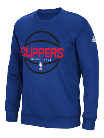 LA Clippers New Ball Graphic Crew